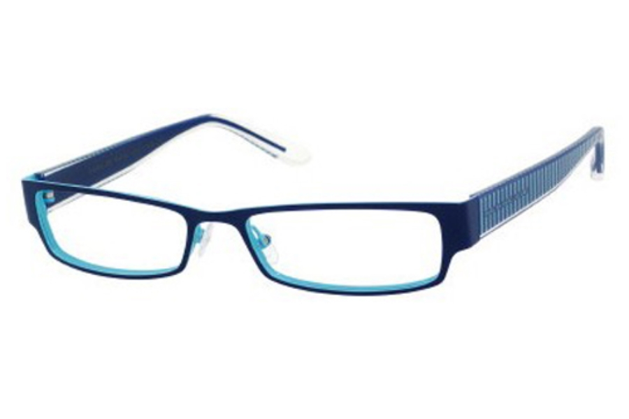 Marc By Marc Jacobs MMJ 556 Eyeglasses in 0MC5 Blue/Crystal