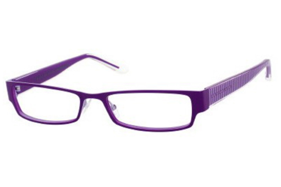Marc By Marc Jacobs MMJ 556 Eyeglasses in 0MD9 Violet Lilac/Crystal