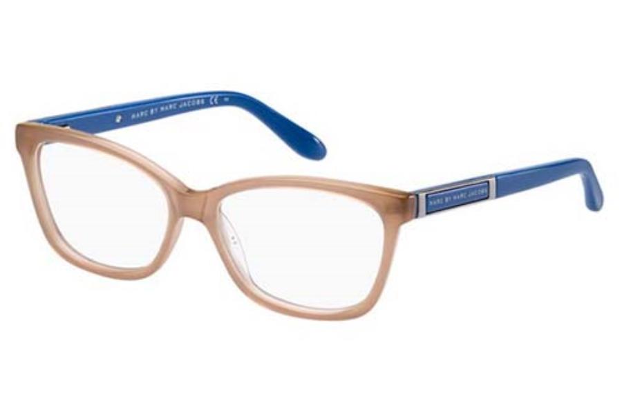 95a1c74b7f ... Marc By Marc Jacobs MMJ 571 Eyeglasses in 0C4I Opal Brown ...