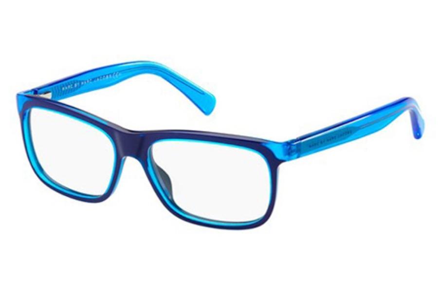 0299b56ebd0 ... Black Orange  Marc By Marc Jacobs MMJ 615 Eyeglasses in Marc By Marc  Jacobs MMJ 615 Eyeglasses ...