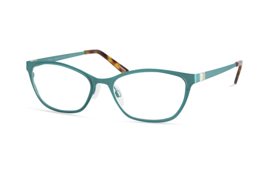 Eco 2.0 Caracas Eyeglasses in Turquoise