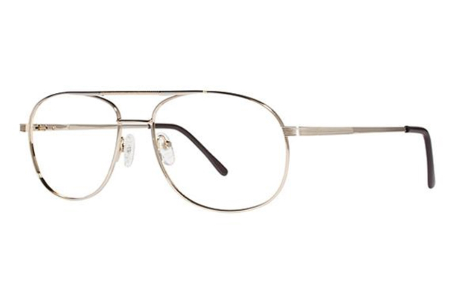 Modern Times Astro Eyeglasses in Gold