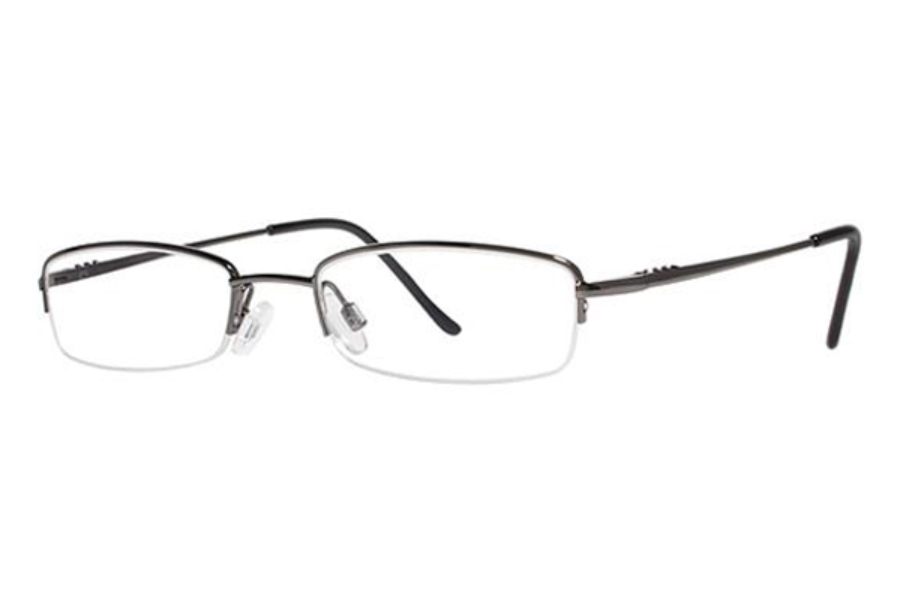 Modern Times Benefit Eyeglasses in Gunmetal
