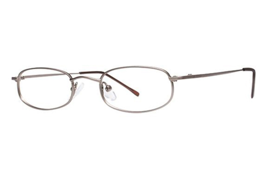 Modern Times Summer Eyeglasses in Coffee