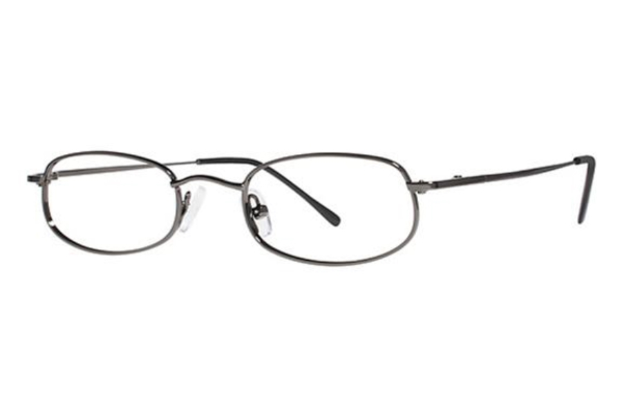 Modern Times Summer Eyeglasses in Gunmetal