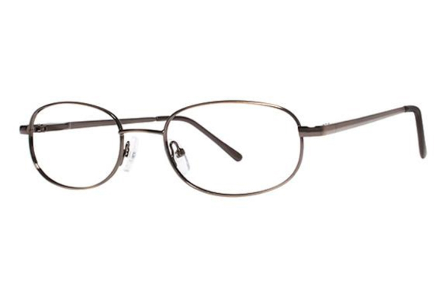 Modern Times Wildcat Eyeglasses in Antique Brown