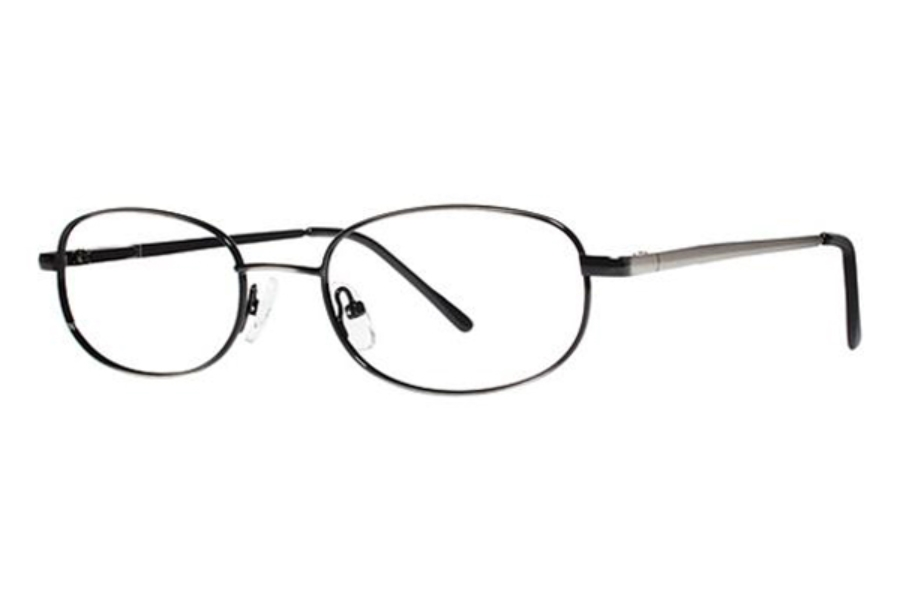 Modern Times Wildcat Eyeglasses in Antique Silver