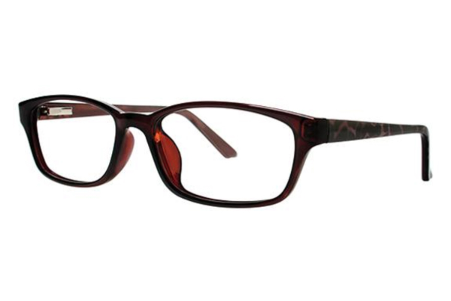 Modern Times Tawny Eyeglasses in Brown