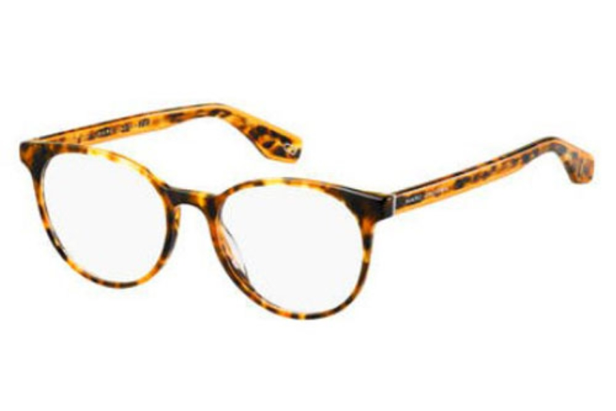 Marc Jacobs Marc 283 Eyeglasses in 0C9B Havana Honey (Discontinued)
