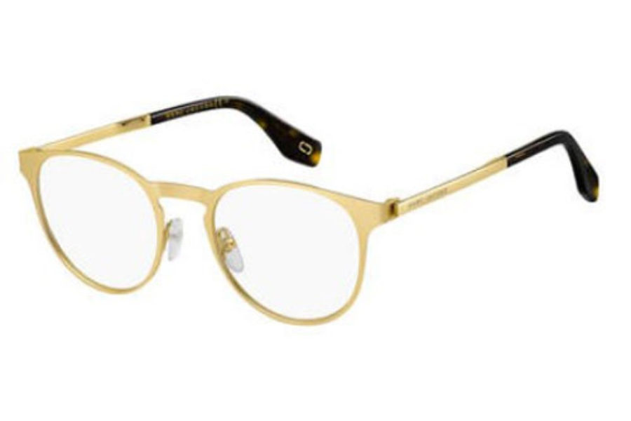 Marc Jacobs Marc 320 Eyeglasses in 0AOZ Semi Matte Gold