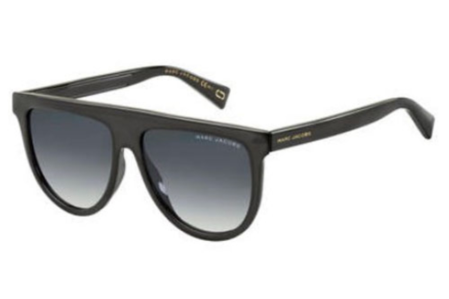 Marc Jacobs Marc 321/S Sunglasses in 0KB7 Gray (9O dark gray gradient lens)