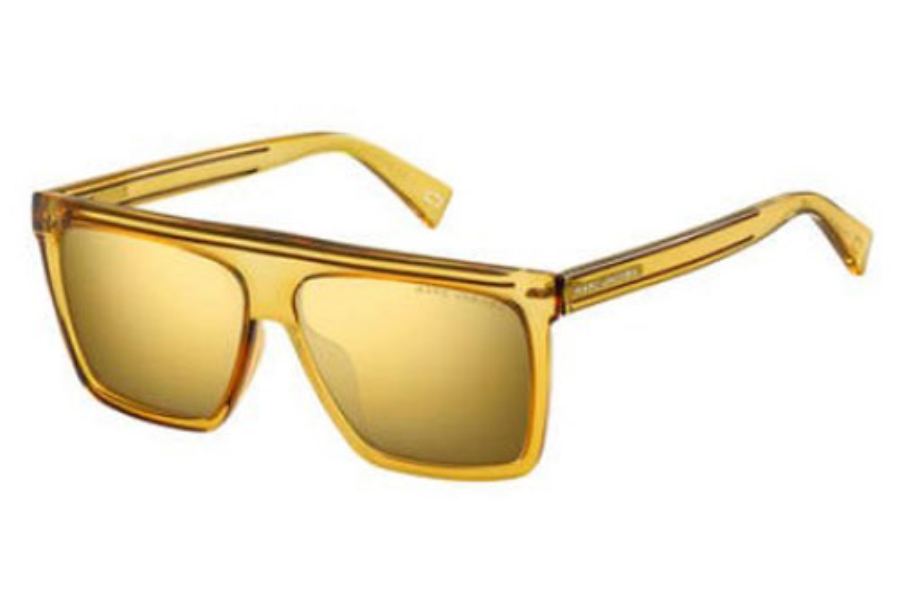 Marc Jacobs Marc 322/G/S Sunglasses in 040G Yellow (K1 brown gold sp lens)