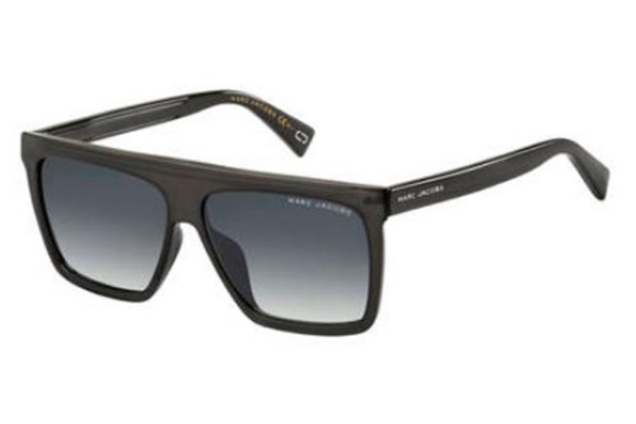 Marc Jacobs Marc 322/G/S Sunglasses in 0KB7 Gray (9O dark gray gradient lens)