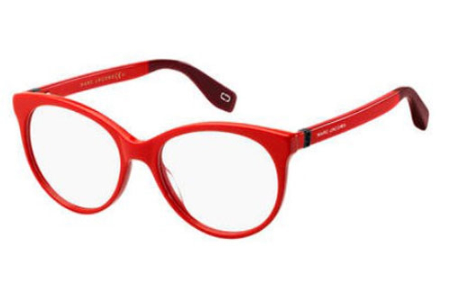Marc Jacobs Marc 350 Eyeglasses in 0C9A Red