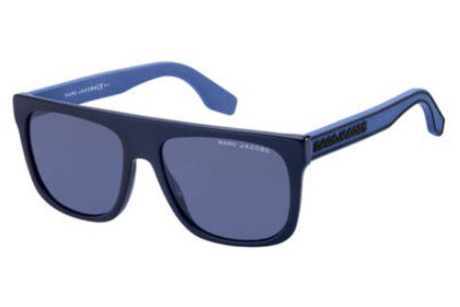 Marc Jacobs Marc 357/S Sunglasses in 0PJP Blue (KU blue avio lens) (Discontinued)