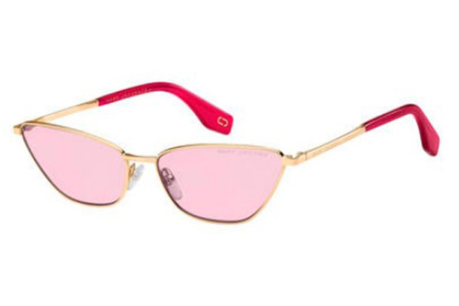 Marc Jacobs Marc 369/S Sunglasses in 035J Pink (U1 red lens)