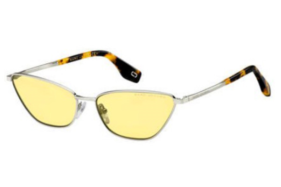 Marc Jacobs Marc 369/S Sunglasses in 040G Yellow (HO clear mirror lens)