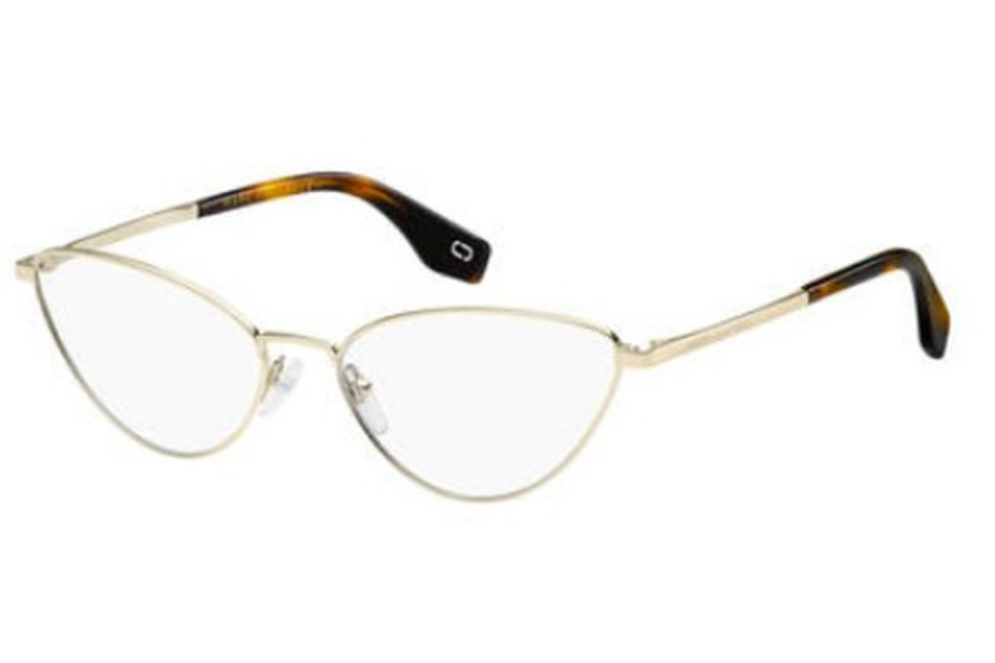 Marc Jacobs Marc 371 Eyeglasses in 03YG Lgh Gold