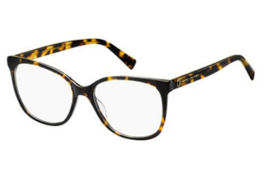 Marc Jacobs Marc 380 Eyeglasses in 0086 Dark Havana