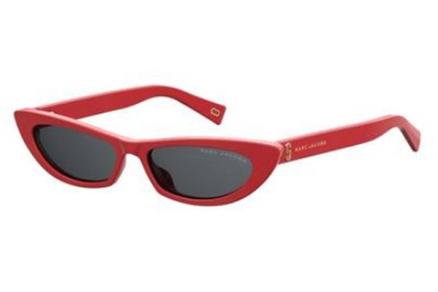 Marc Jacobs Marc 403/S Sunglasses in 0C9A Red (IR gray blue lens)