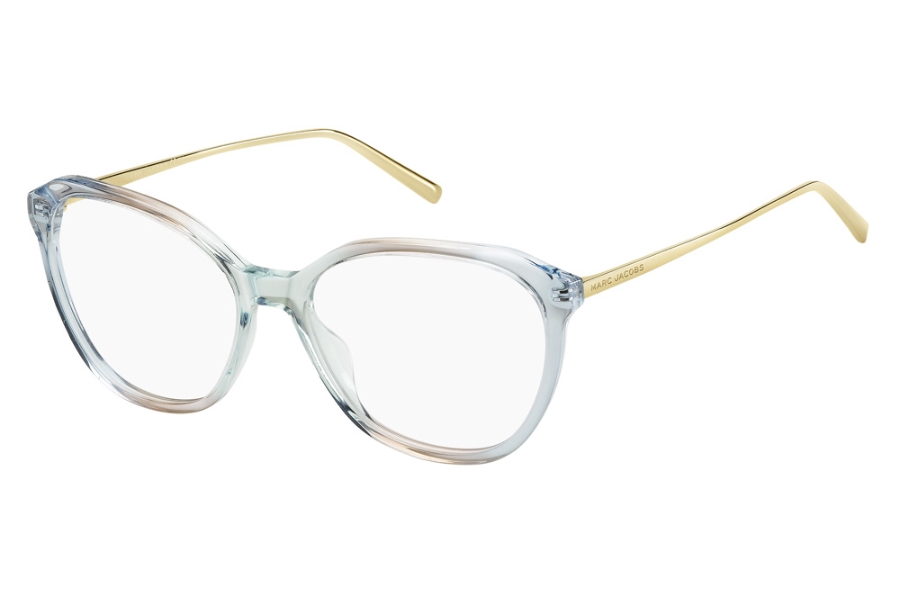 Marc Jacobs Marc 485 Eyeglasses in 0MVU Azure
