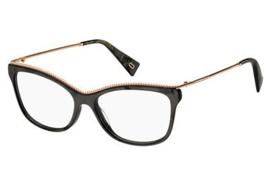 Marc Jacobs Marc 167 Eyeglasses in 0C8W Gray Mother Of Pearl