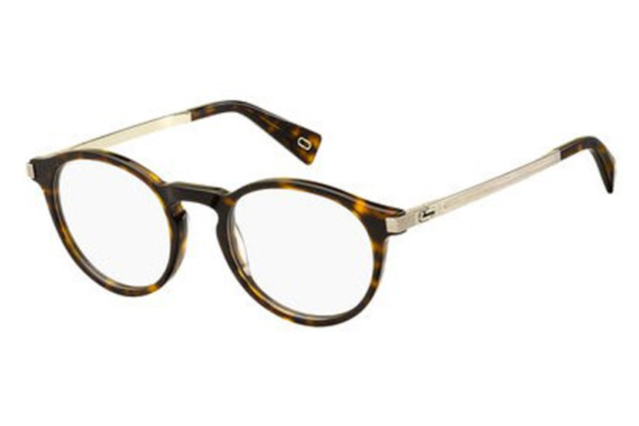 Marc Jacobs Marc 244 Eyeglasses in 0086 Dark Havana
