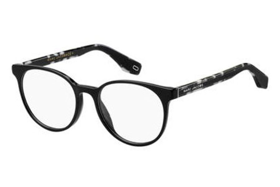 Marc Jacobs Marc 283 Eyeglasses in 0WR7 Black Havana
