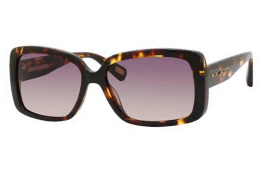 Marc Jacobs 304/S Sunglasses in 0TVZ Havana (ED brown gradient lens)