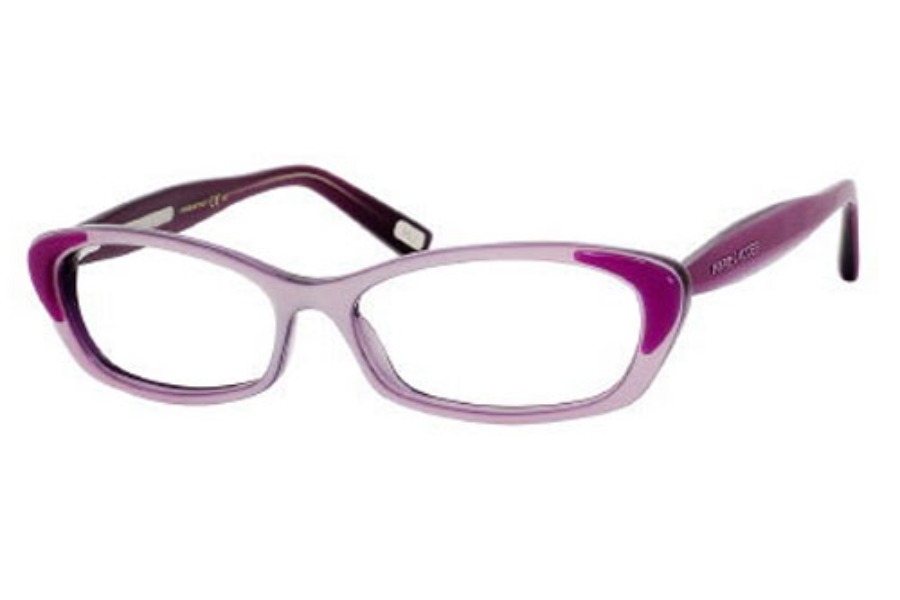 Marc Jacobs 335 Eyeglasses in 0F84 Cyclamen Violet