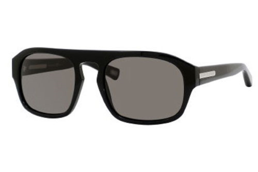 Marc Jacobs 387/S Sunglasses in 0807 Black (NR brown gray lens)