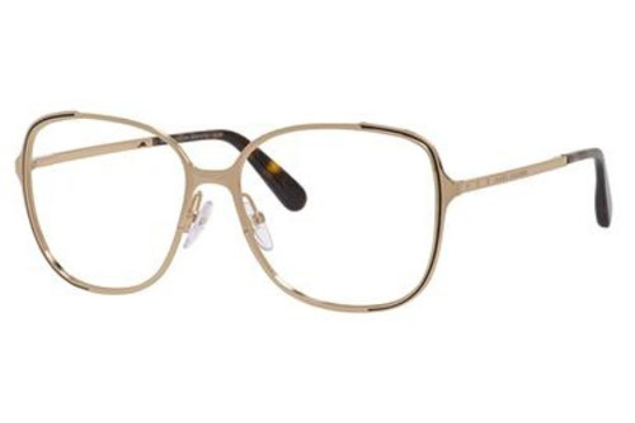 Marc Jacobs 629 Eyeglasses in 0KS6 Gold Black