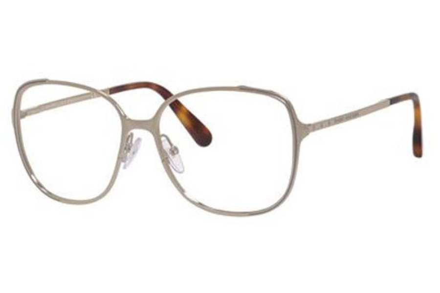 Marc Jacobs 629 Eyeglasses in 0KSF Light Gold Gray Gold
