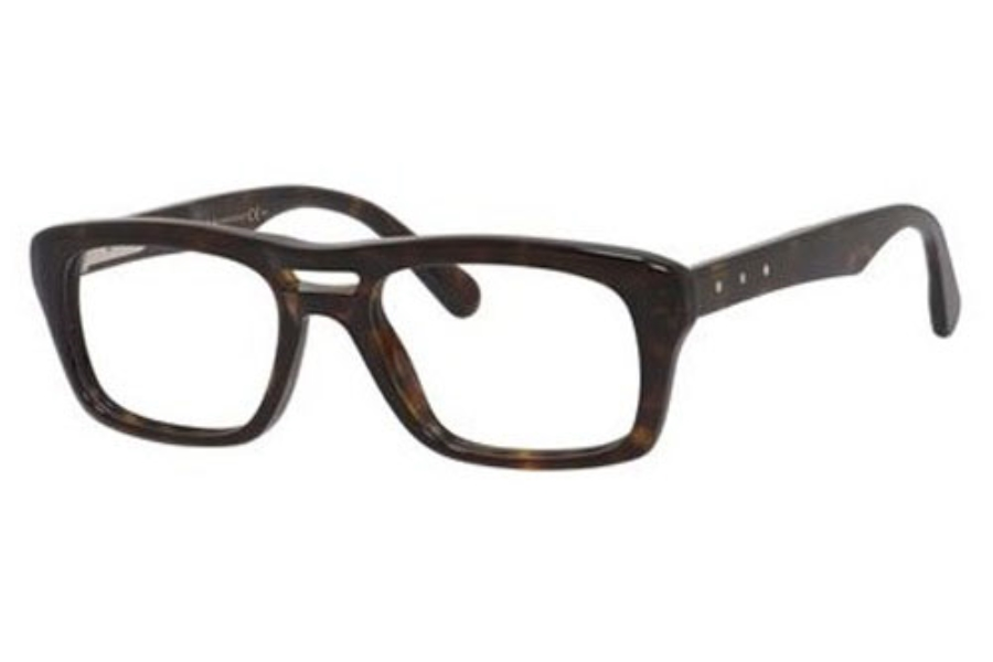 Marc Jacobs 633 Eyeglasses in 0086 Dark Havana