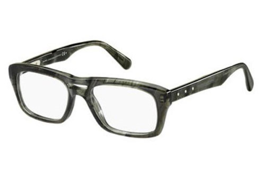 Marc Jacobs 633 Eyeglasses in 0KTF Striped Gray