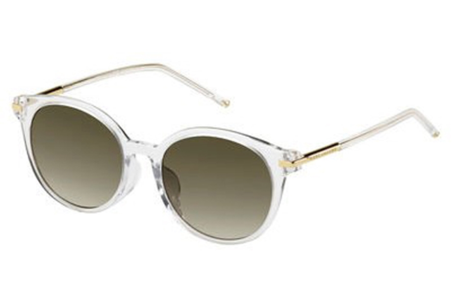 Marc Jacobs Marc 87/F/S Sunglasses in 0TKT Crystal Gold (HA brown gradient lens)