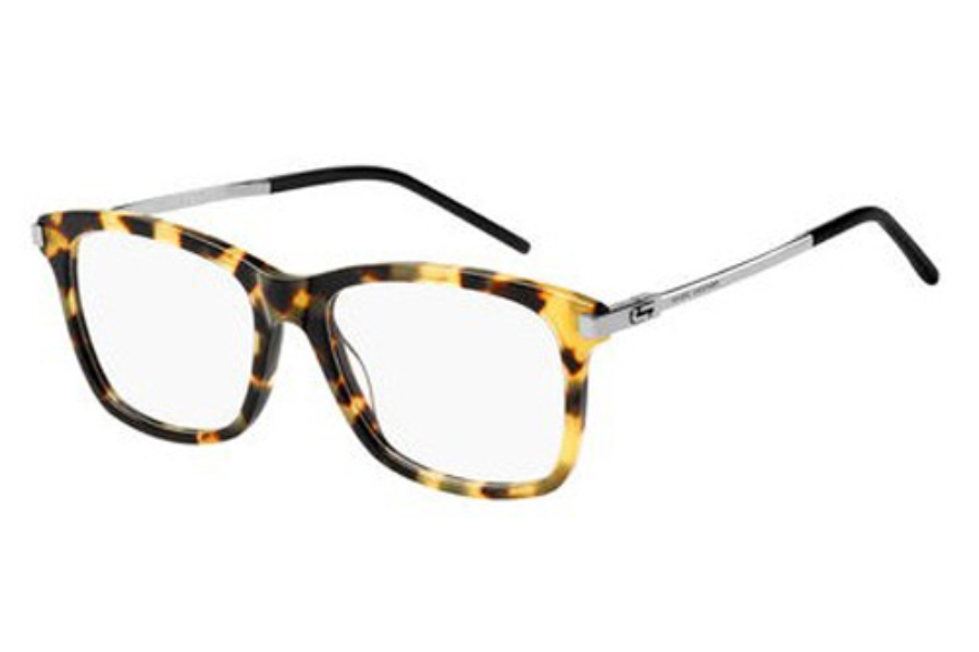 Marc Jacobs Marc 140 Eyeglasses in 0VJB Spotted Havana