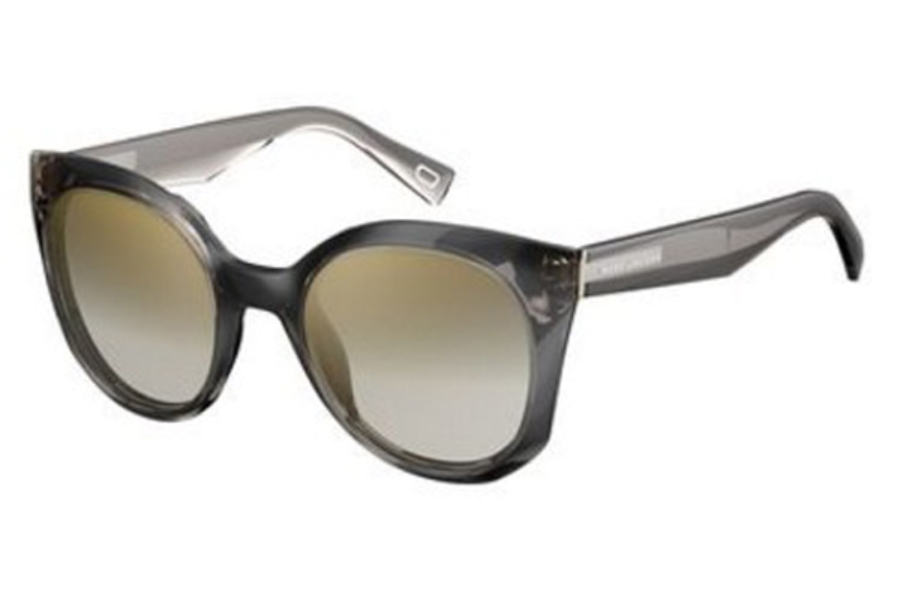 Marc Jacobs Marc 196/S Sunglasses in 0KB7 Gray (FQ gray sf gold sp lens)