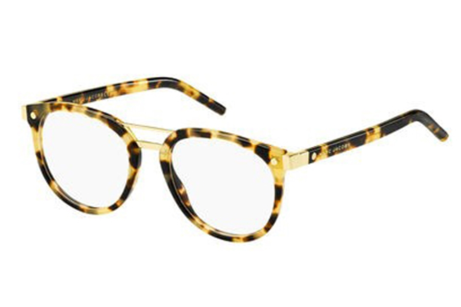Marc Jacobs Marc 19 Eyeglasses in 000F Spotted Havana (Discontinued)