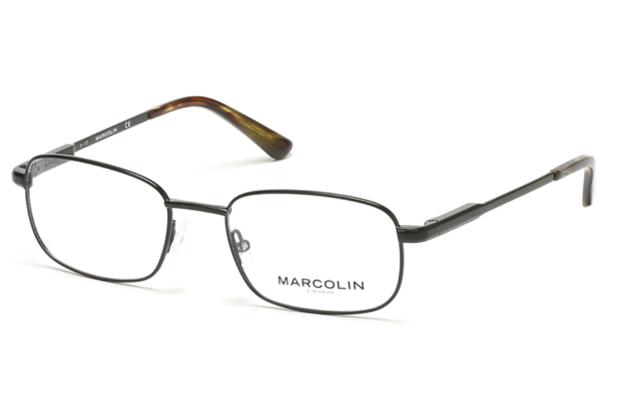 Marcolin MA3003 Eyeglasses in 002 - Matte Black