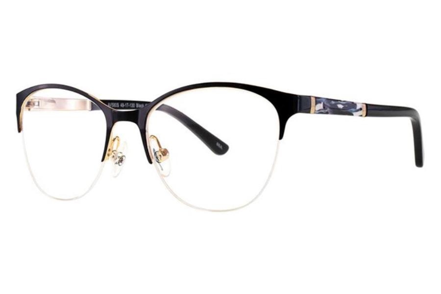 b7ce66a49091 ... Adrienne Vittadini AV580S Eyeglasses in Adrienne Vittadini AV580S  Eyeglasses ...