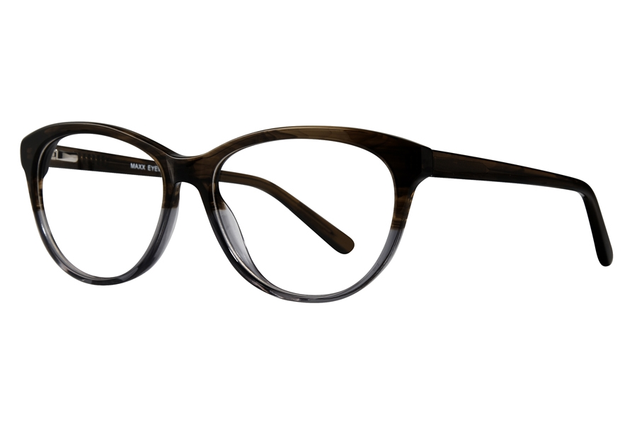 Maxx Natalie Eyeglasses in Brown