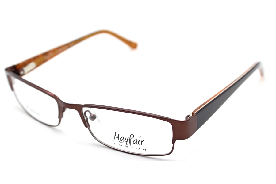 Mayfair London MAYF-A15 Eyeglasses in 003 Mt Brown