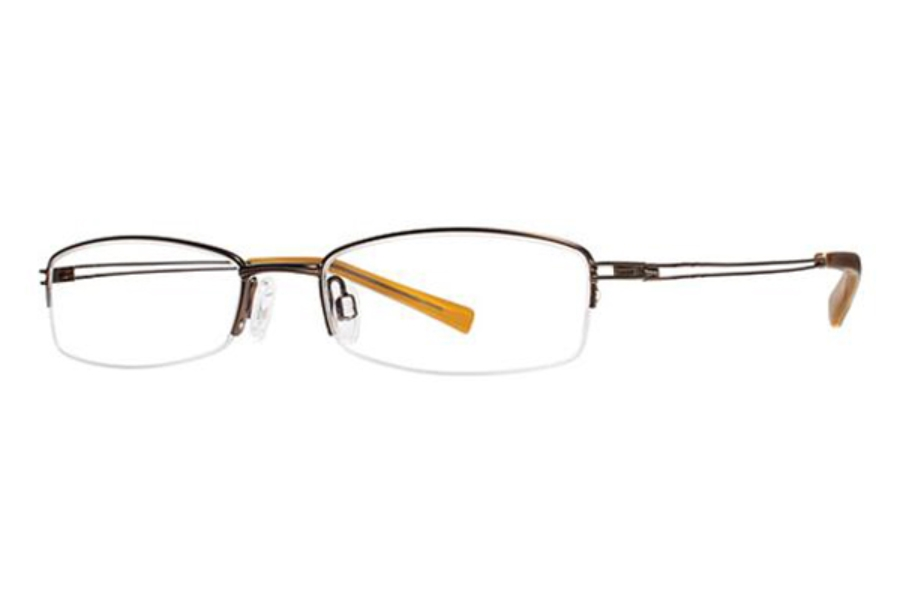 Modz Pisa Eyeglasses in Matte Brown