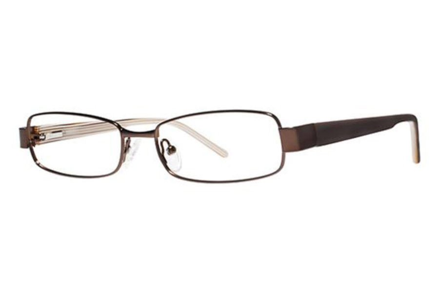 Modz Raleigh Eyeglasses in Matte Brown
