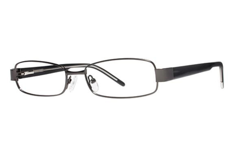 Modz Raleigh Eyeglasses in Matte Gunmetal