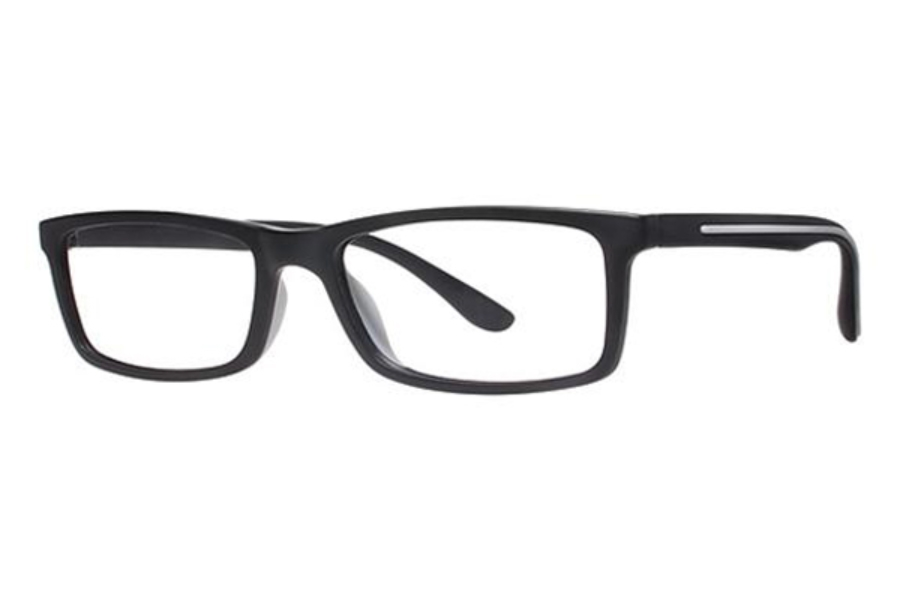 Modz Roanoke Eyeglasses in Matte Black/Grey