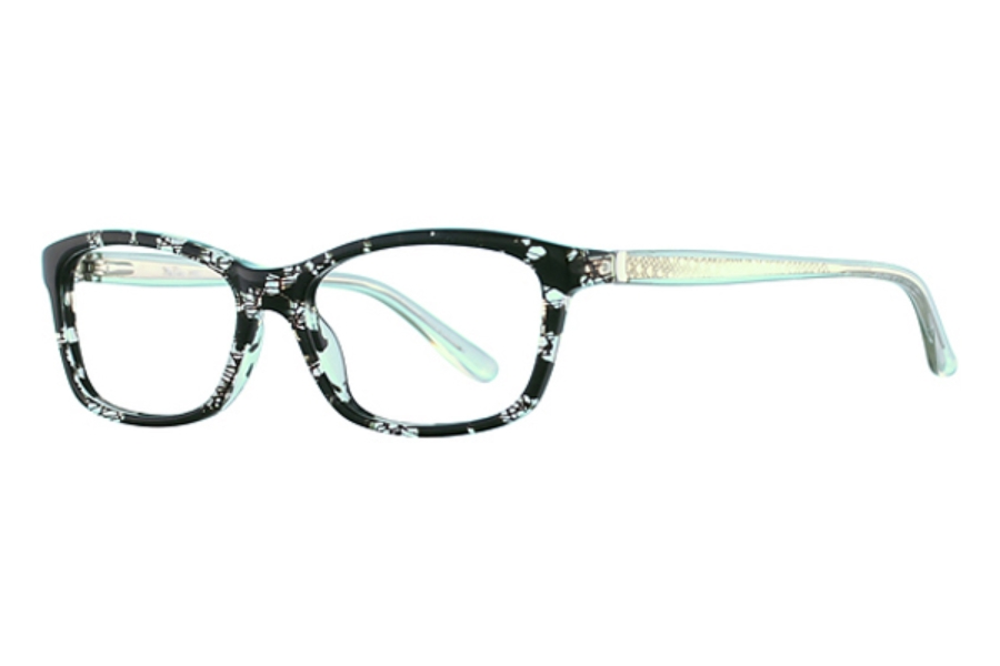 Mia Rae MIARAE ANDI Eyeglasses in Black/Lace