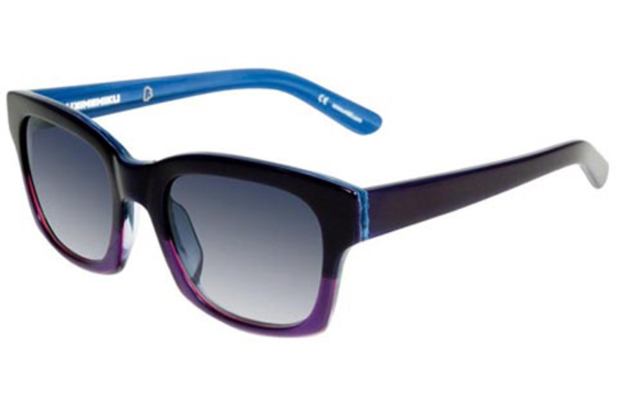 Mikli by Alain Mikli ML 1322 Sunglasses in C006-4310 Gradient Purple
