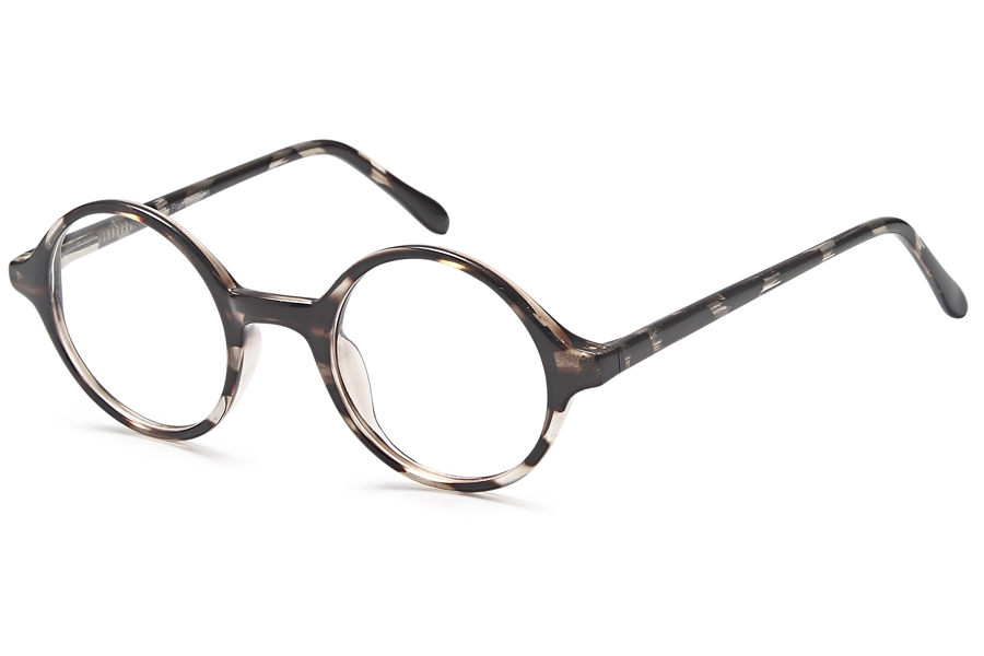 Millennial Fleek Eyeglasses in Grey